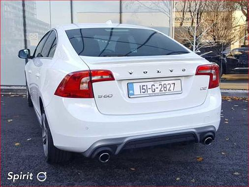 2015 (151) Volvo S60 D2 R-Design 115 HP