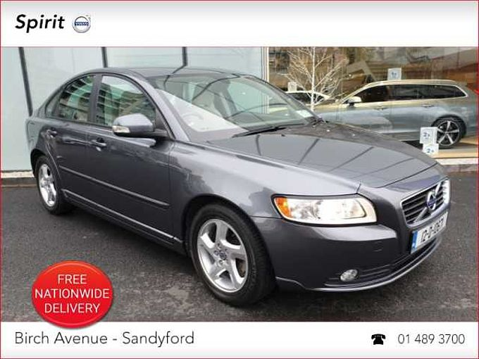 Volvo S40 D3 SE 150 HP Automatic