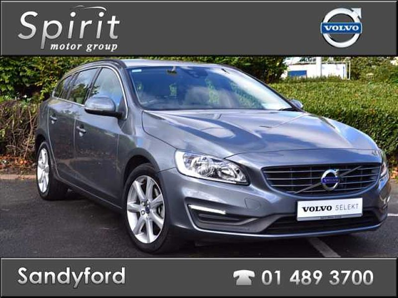 Volvo V60 D2 SE 120HP Automatic