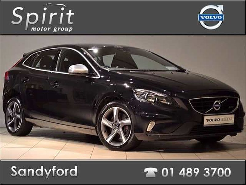 Volvo V40 D2 120HP R-Design