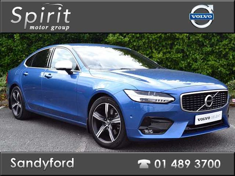 Volvo S90 D3 R-Design 150 HP