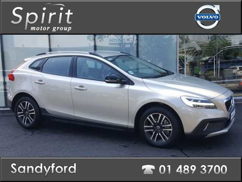 Volvo V40 D2 Cross Country 120 HP