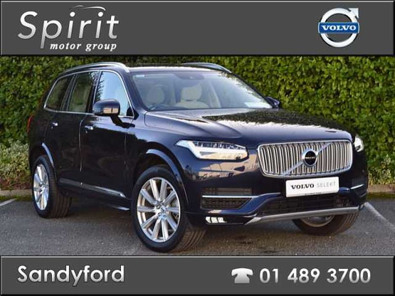 Volvo XC90 D4 Inscription 190HP