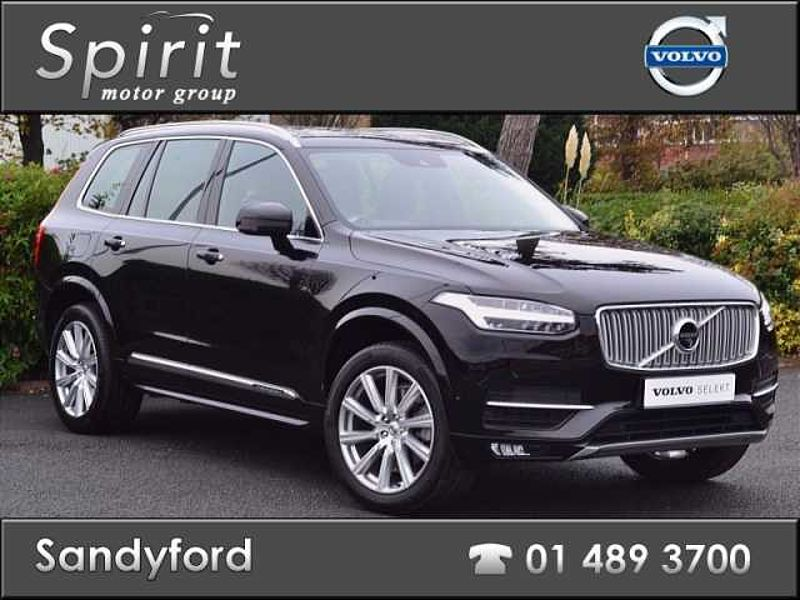 Volvo XC90 D5 AWD Inscription 235HP