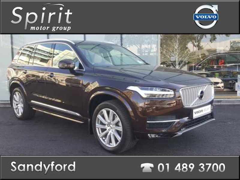 Volvo EX FLEET XC90 D4 Inscription 190 HP