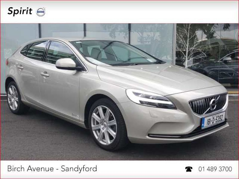 Volvo V40 D2 Inscription 120 HP