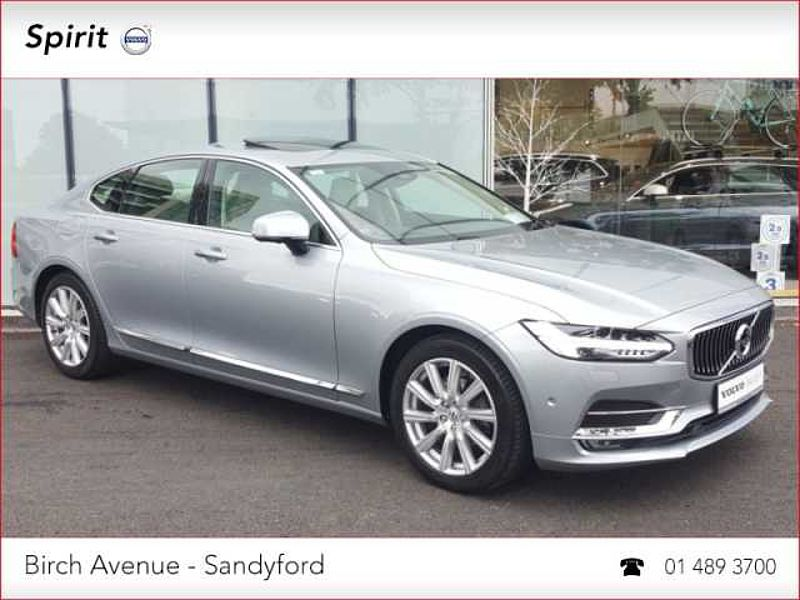 Volvo S90 D4 Inscription Pro 190 HP Auto