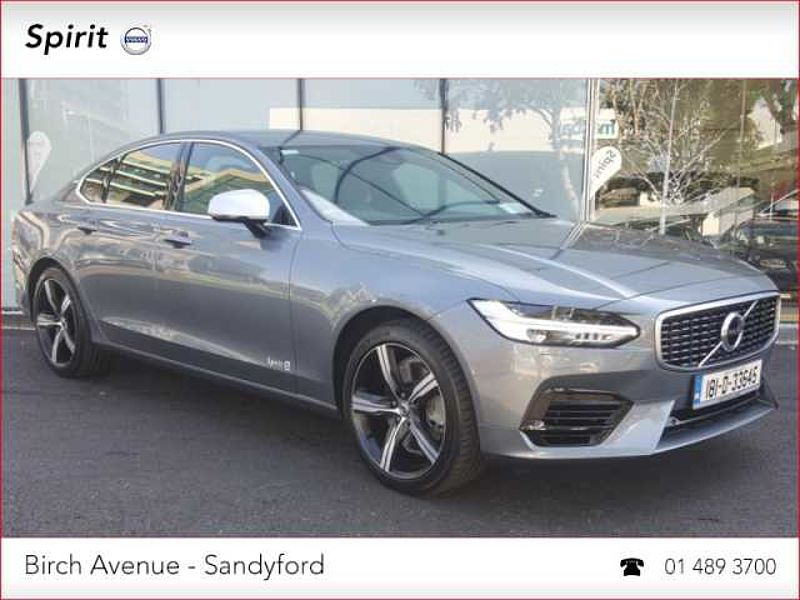 Volvo S90 T8 Twin Engine R-Design Auto