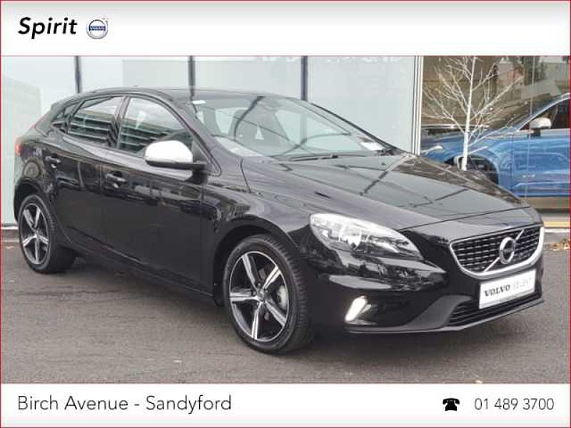 Volvo V40 D2 R-Design 120 HP