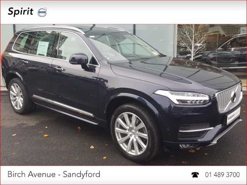 Volvo XC90 D4 Inscription 190 HP